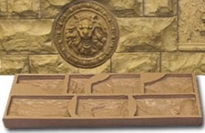 Камень облицовочный окантовка льва