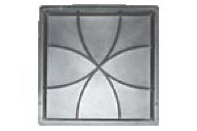 Квадрат радиус-цветок