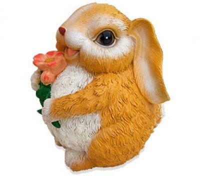 Заяц с цветком (3.80)