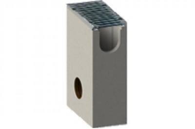 Комплект: Пескоуловитель MAXI -15.25.71- бетонный с решеткой водоприемной ВЧ-50 кл.Е (щелевой)