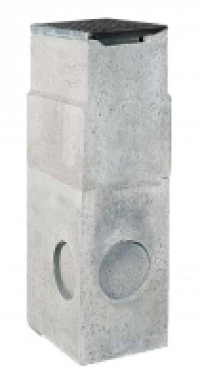 Комплект: Пескоуловитель MAXI -20.33.100- бетонный с решеткой водоприемной ВЧ-50 кл.Е (щелевой)