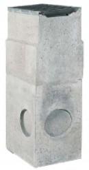 Комплект: Пескоуловитель MAXI -30.43.110- бетонный с решеткой водоприемной ВЧ-50 кл.Е (щелевой)