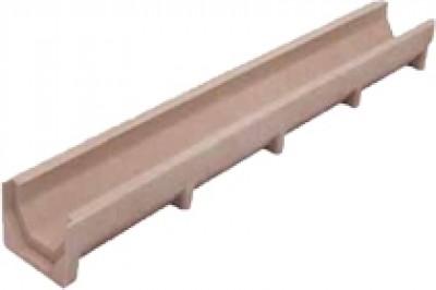 Лоток водоотводный - 10.14.07 - полимерпесчаный