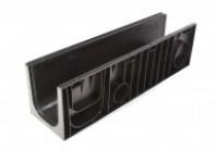 Лоток водоотводный «Standart Plastik» DN 200 H280