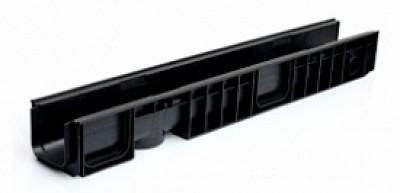 Лоток водоотводный «Standart Plastik» DN100 H120
