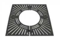 Приствольная решетка (квадратная)