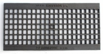 Решетка чугунная ячеистая DN 200 С250