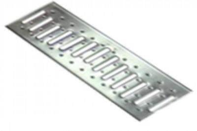 Решетка -Iron Wave- водоприемная щелевая