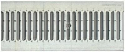 Решетка штампованная нержавеющая DN 200 А15