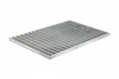Решетка стальная 390x590 (ячейка)