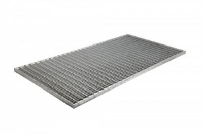 Решетка стальная 500x1000 (ячейка)