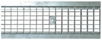 Решетка сварная ячеистая оцинкованная DN 150 A15
