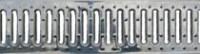 Решетка водоприемная - 10.13,6.100 - штампованная нержавеющая сталь